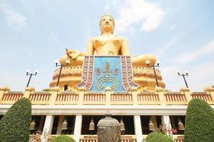 pikul thong temple, singburi tailandia