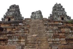 Ta Keo Temple in Angkor photo