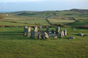 Drombeag Stone Circle