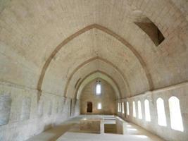 abadia de silvacane, provence, frança