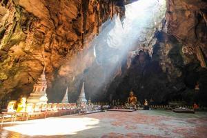 Khao Luang Cave, Phetchaburi Thailand