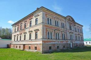 staraya ladoga st. monasterio de nicolás foto
