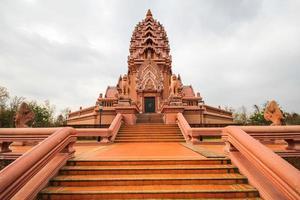 Templo de Pa Khao Noi, Buriram Tailandia