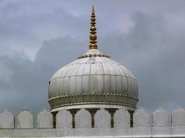 mezquita de perlas, moti masjid, foto
