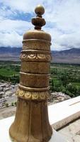 Buddhist ornament photo
