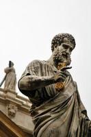 Saint Peter statue photo