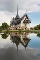 ciudad antigua, templo de tailandia