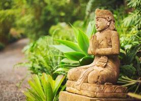 Buddhist Statue photo