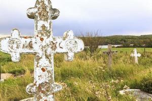 kerkhof stenen
