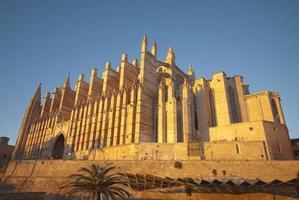 Cathedral Palma de Mallorca, Baleares, Spain