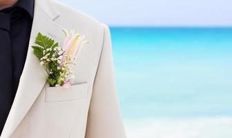 Bridegroom photo