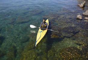 Kayaking In Patagonia photo