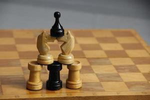 oud schaken