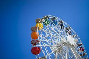 Ferris Barca Azul