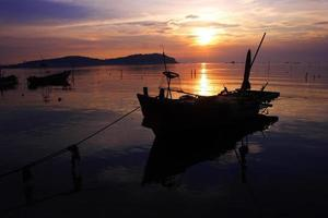 sea sky in thailand photo