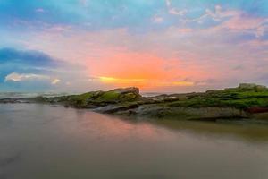 mar y roca foto