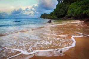 la playa de andaman