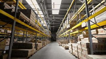 el almacenamiento de la fábrica de papel