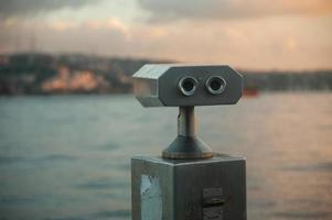 descubrimiento de binoculares