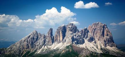 Rugged Peaks of Dolomites photo