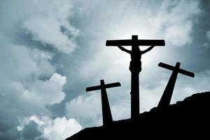 crucifixion de jésus christ