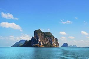 island in thailand. photo