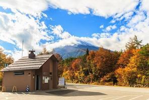 Mount Fuji.