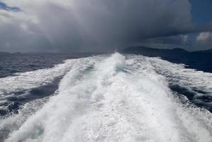 Outrunning the Storm photo