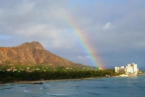 arcoiris de waikiki