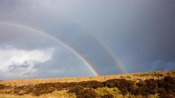 Scotland - Double Rainbow