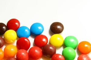 colourful sweets photo