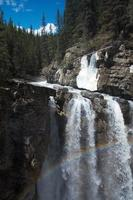 Upper Falls, Johnston Canyon photo