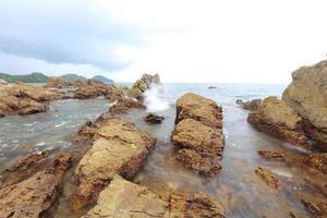 playa chao lao foto
