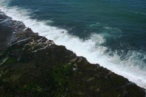 ola del mar foto