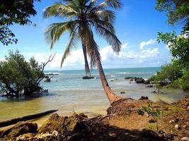 Beach view in Olinda, Brazil