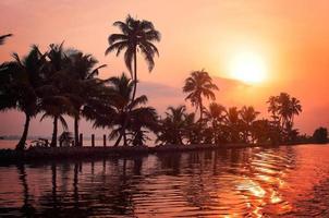 Kerala sunrise photo