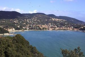 Lerici - Liguria panorama photo