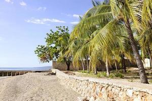 Remote Haitian Beach photo