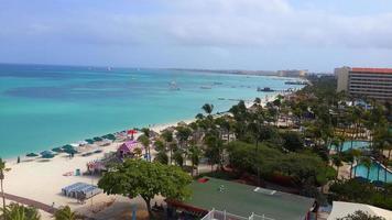 Playa de aruba photo