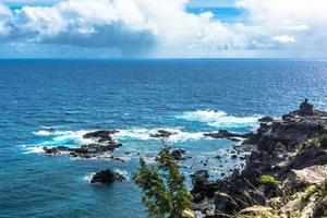 Kahakuloa coast, Maui,Hawaii photo