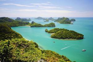Angtong island samui,thailand