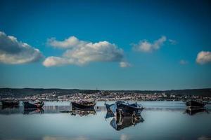 Barche colorate photo