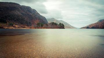 Loch Shiel, Glenfinnan, Scotland.