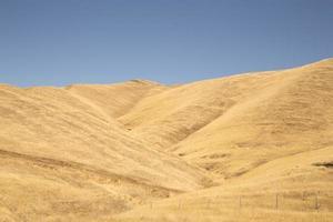 Dry hills photo
