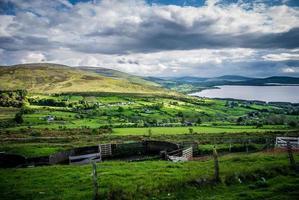 République d'Irlande, Comté de Wicklow, Montagne, Lac, Colline photo