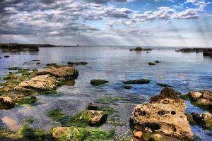 Black Sea in September photo
