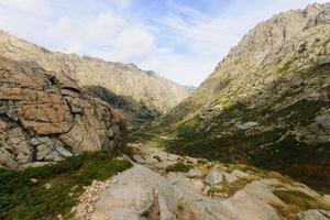 restonica gorge