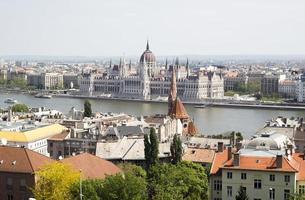parlamento húngaro foto