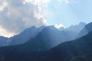 Alps, Italy photo