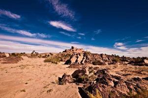 Kasbah near Ouarzazate, Morocco, North Africa